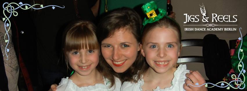 Jigs & Reels Irish Dance Academy Berlin Kinder Irish Dance